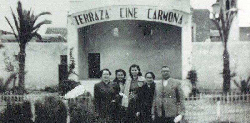History Hotel Restaurante Terraza Carmona In Vera Almeria