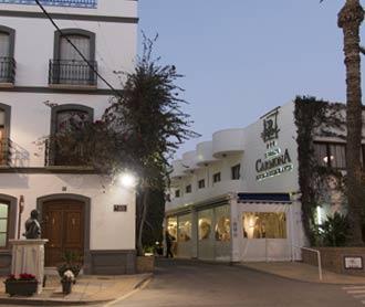 Hotel Restaurante Terraza Carmona In Vera Almeria