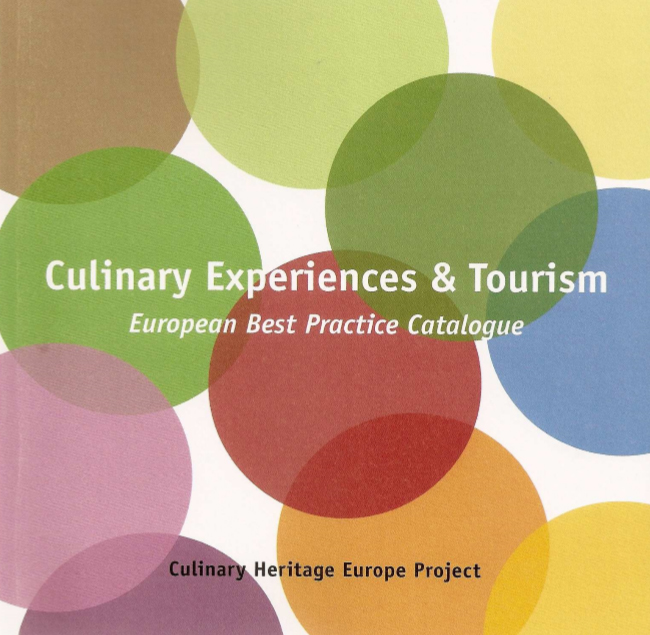 Culinary Experiences and Tourism. (2005)